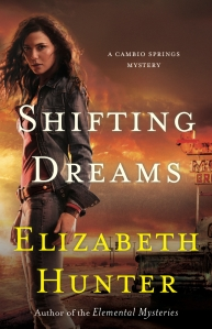 Shifting Dreams cover